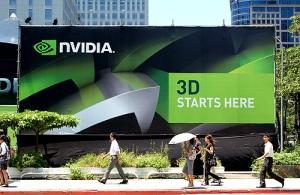 New Gadget Technology-NVIDIA, 3D Starts Here