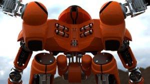 Robot Technology, Robotics Technology, Forest Cutting Robots