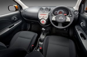 Motor Vehicle Technology-Eco-Friendly-Nissan-Micra