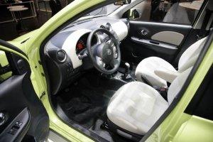 Motor Vehicle Technology-Eco-Friendly-Nissan-Micra
