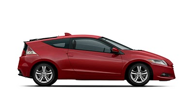 2011 Honda CR-Z  - Vehicle Technology