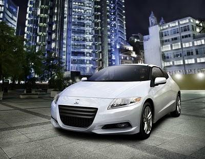 2011 Honda CR-Z  - Vehicle Technology