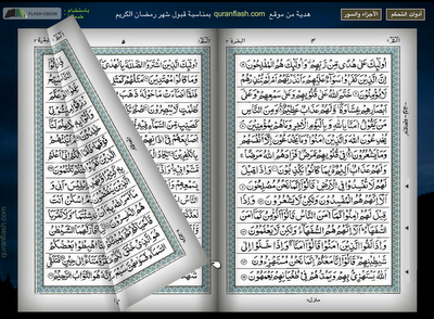 Quran Flash (Read Quran in your PC) « Technologyworth's Blog