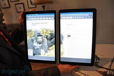 Kno Dual Screen E-Reader