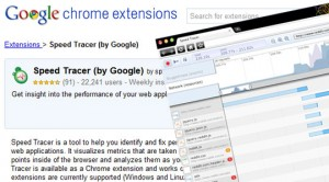 speed-tracer-extension-Google Chrome Extensions