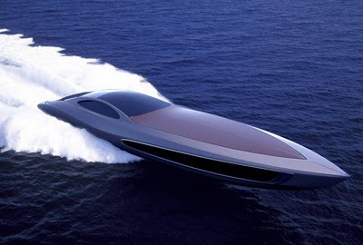 Super Yacht Strand Craft 122 Comes along with a Nice Surprise