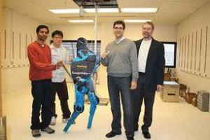 Walking Robot Technology, Latest Robot Technologies