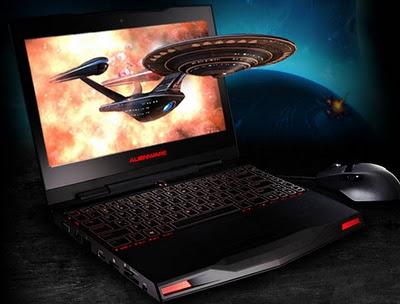 alienware m11x review