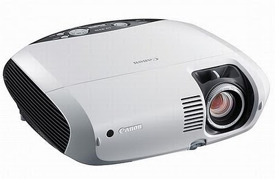 Canon six LV-Series LCD Multimedia Projectors