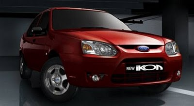 Ford Ikon Plus Mid-Size Car of India