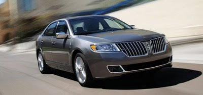 Ford - The Luxury Car Of MKZ Hybrid