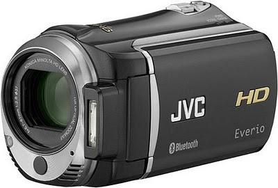 JVC Everio GZ-HM550 Camcorder