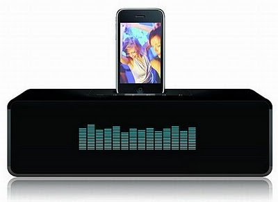Latest Santok SMC1000 iPod Boombox Speaker
