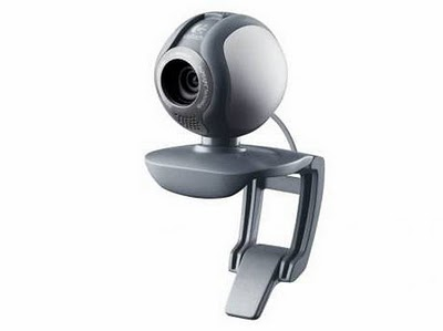 Logitech C500 Webcam To Make Video Calling
