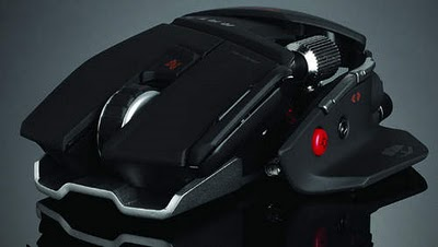 Mad Catz Cyborg R.A.T. – The Gaming Mouse