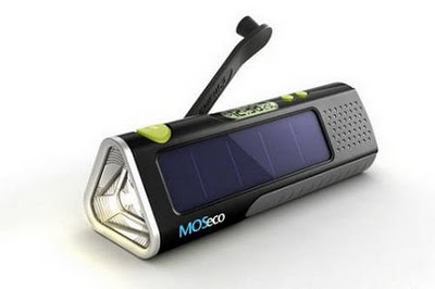 MOSeco ES905 Ecological Universal Charger
