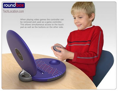 Roundbox Laptop For Creative Learning