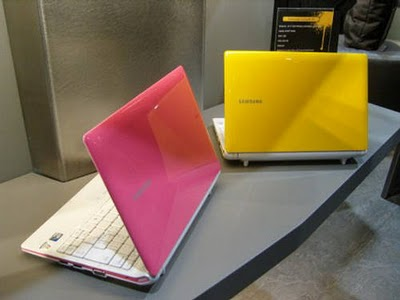 Samsung Corby N150 Netbook Specs and Detail