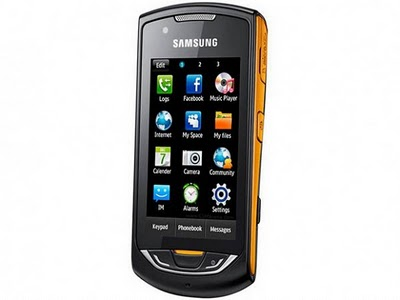Samsung S5620 Monte Key Features and Price