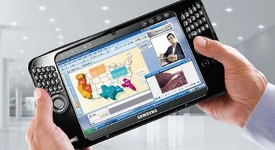 Samsung Step-Up To Anti-iPad Fashion Tablet