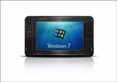 Sinchun M5 MID with Touch Screen and Windows 7
