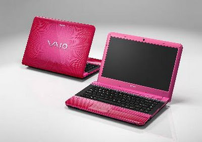 Sony Vaio E Series Multimedia Notebooks