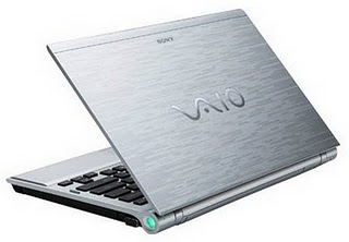 Sony VAIO Z Core i5- i7 Professional Notebook